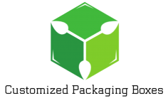 Customized Packaging Boxes Logo