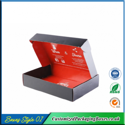 Apparel Packaging Boxes 1