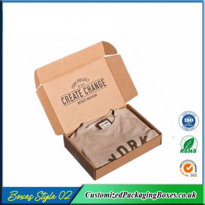 Apparel Packaging Boxes 2