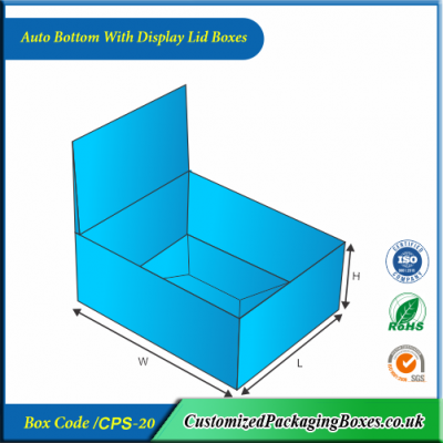 Auto Bottom Boxes with Display Lid 1