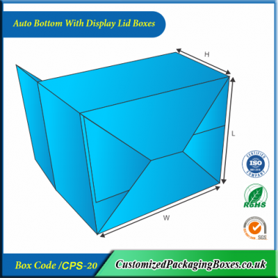 Auto Bottom Boxes with Display Lid 3