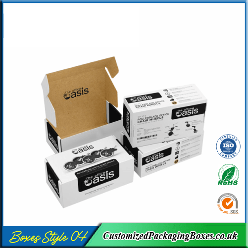 Automobile Packaging Boxes