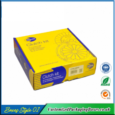Automotive Packaging Boxes 1