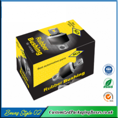 Automotive Packaging Boxes 2