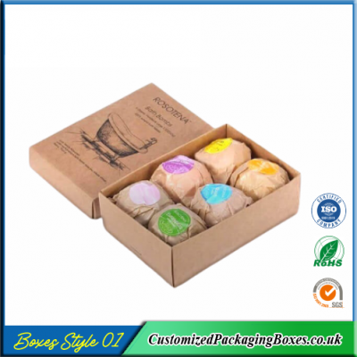 Bath Bomb Packaging Boxes 1