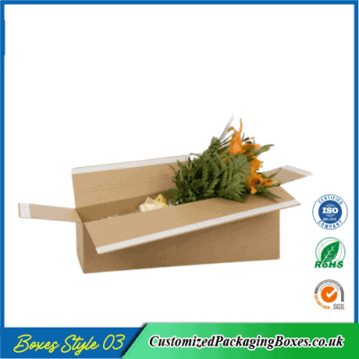 Box For Bouquets