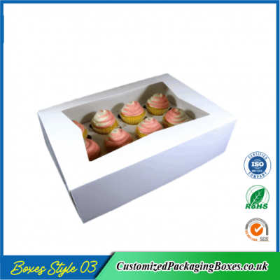 Box for 12 cupcakes 2