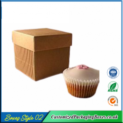 Box for Cupcakes