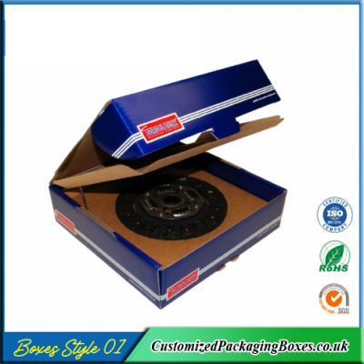 Brakes Disc and Bearing Packaging Boxes
