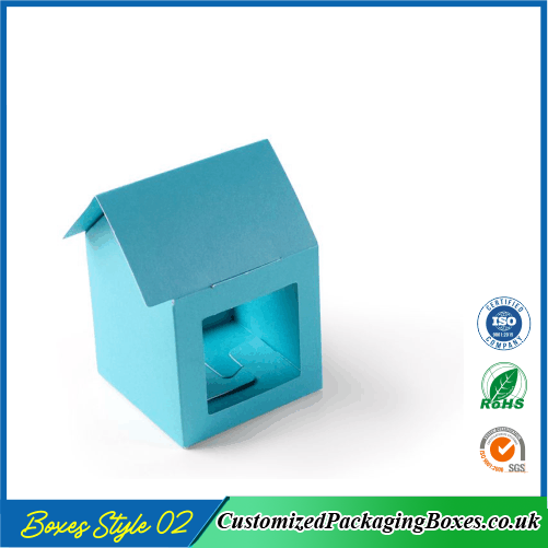 Cardboard House Boxes