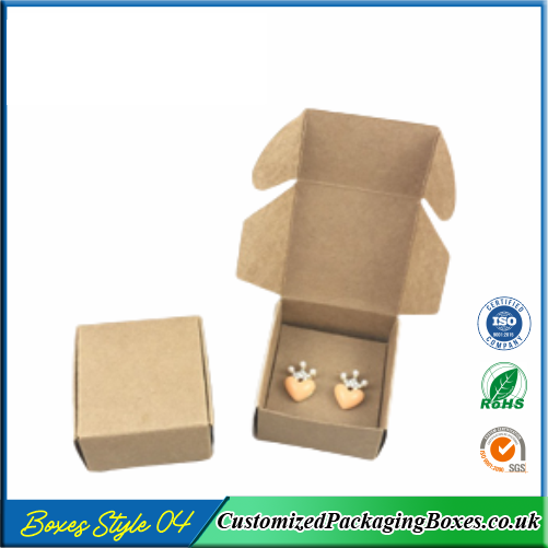 Cardboard Jewelry Packaging Boxes