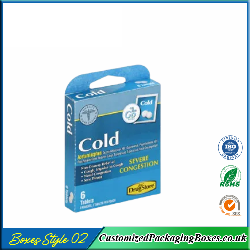 Cold Medicine Packaging Boxes