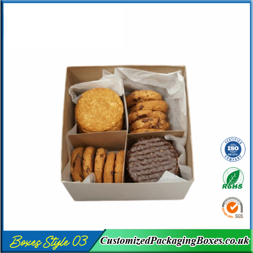 Cookie Retail Boxes