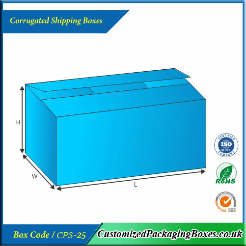 Corrugated Shipping Boxes 3