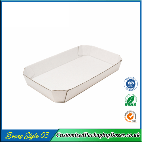 Donut Trays Packaging Boxes