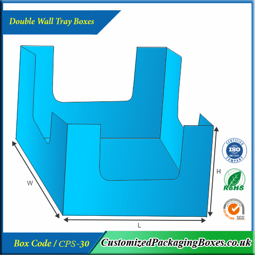Double Wall Tray Boxes 3