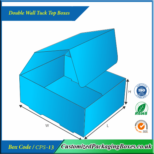 Double Wall Tuck Top Boxes 2