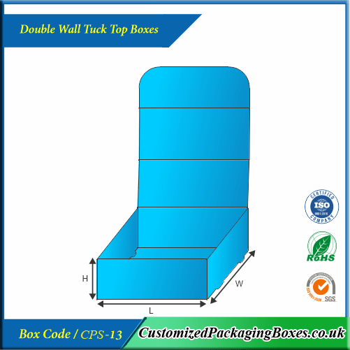 Double Wall Tuck Top Boxes 3