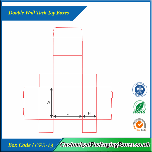 Double Wall Tuck Top Boxes 4