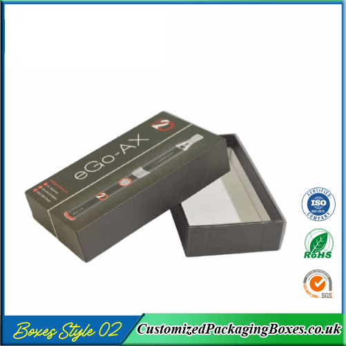 E Cigarettes Packaging Boxes