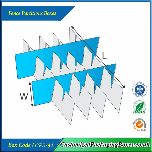 Fence Partitions Boxes
