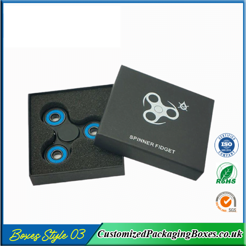 Fidget Spinners Packaging Boxes